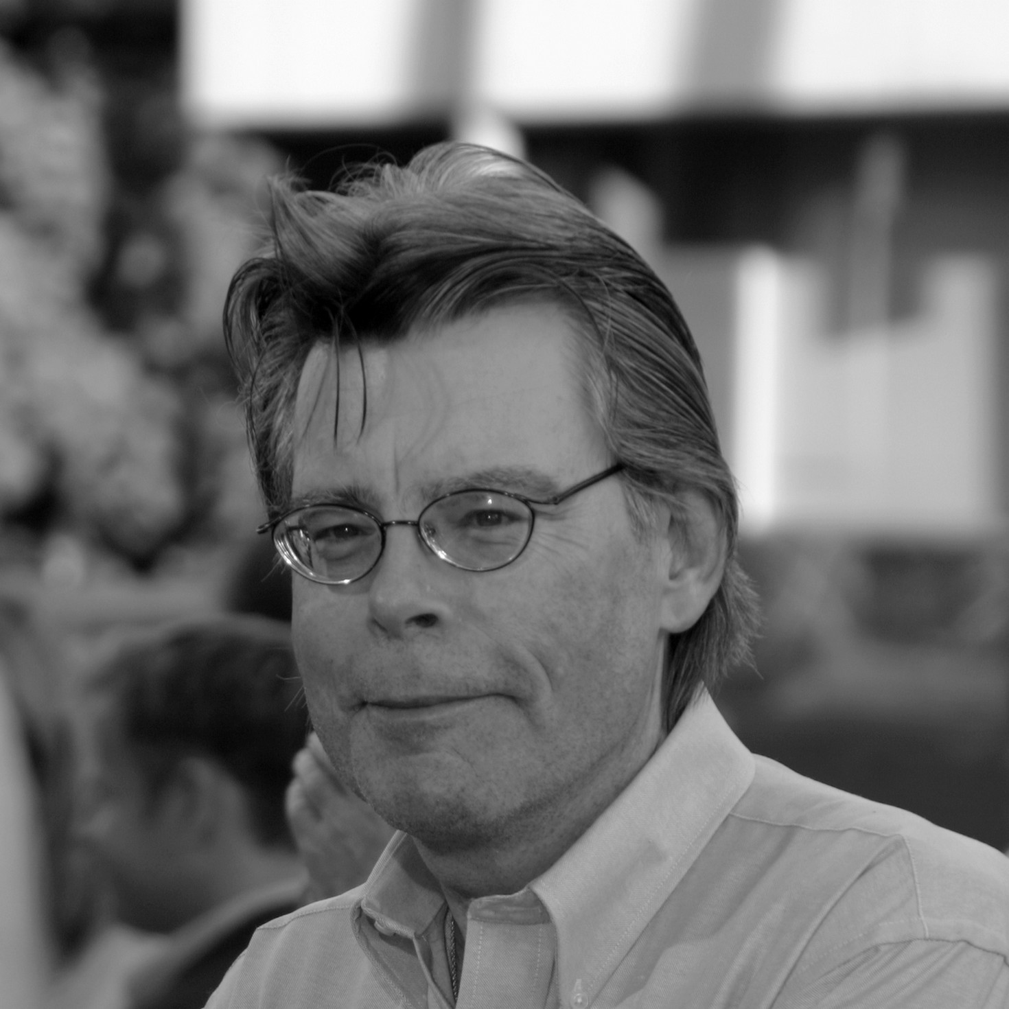 Photo de Stephen King