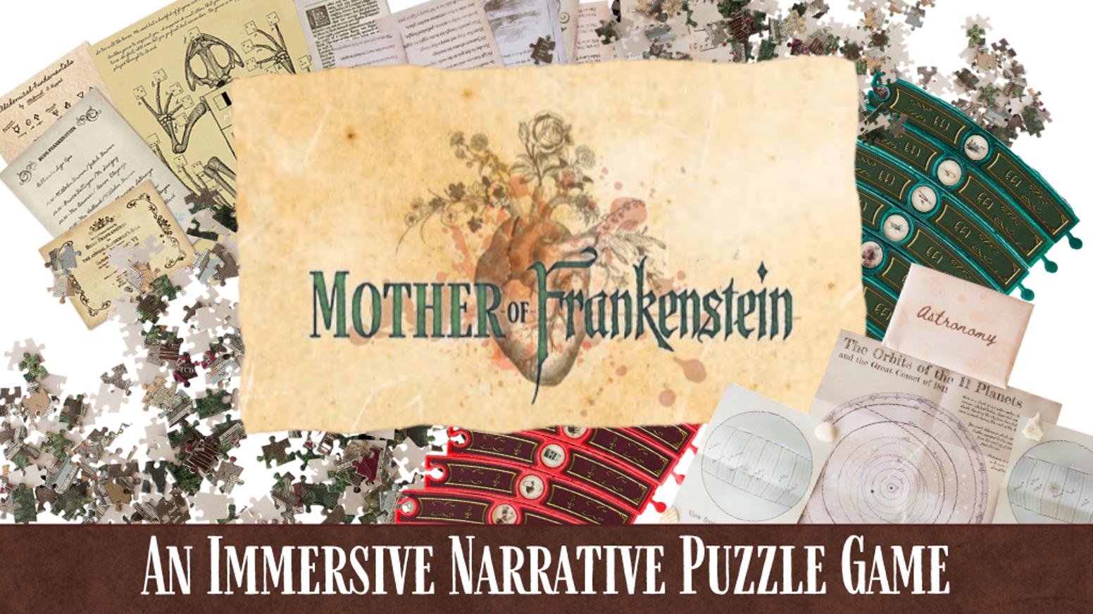 Une campagne de financement participatif pour Mother of Frankenstein