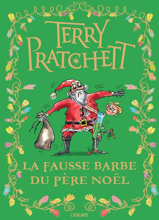 Un dessin animé de la nouvelle de Terry Pratchett : L'Abominable bébé des neiges