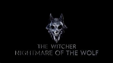 Premier trailer pour The Witcher : Nightmare of the Wolf