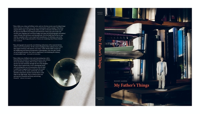 My Father's Things - Un crowdfunding pour Brian Aldiss