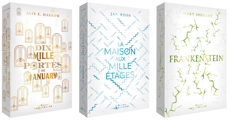 Le Rayon Imaginaire - La nouvelle collection des éditions Hachette