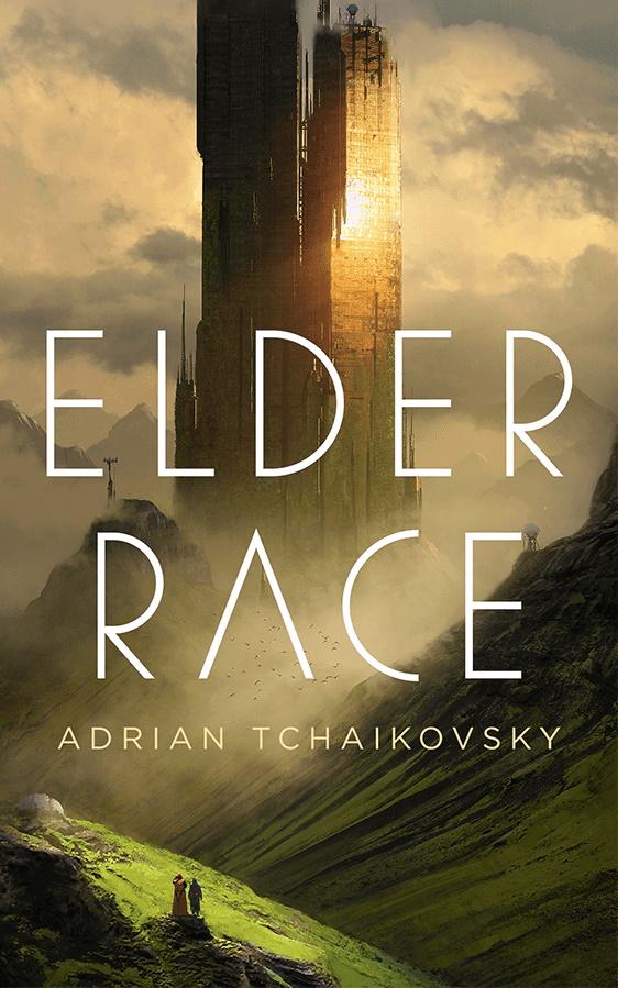 Elder Race - Le  nouveau roman d'Adrian Tchaikovsky se dévoile