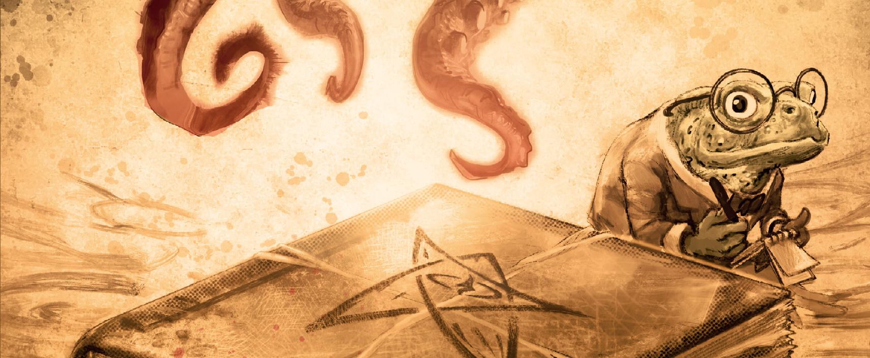 Le Dossier Arkham - Les secrets d'écriture d'Alex Nikolavitch