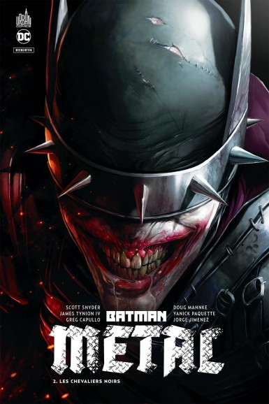 Photo de Batman Metal - Tome 2 : Les chevaliers noirs