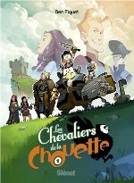 Photo de Les Chevaliers de la Chouette, tome 1