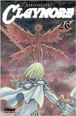 Claymore - Tomes 25 à 26