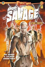First Wave - Doc Savage tome 1