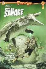 First Wave - Doc Savage tome 3