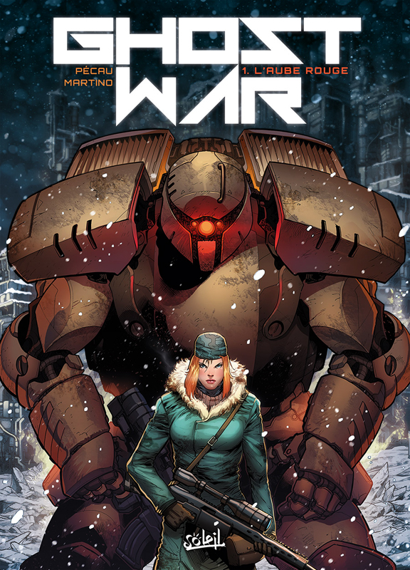 Ghost War - Tome 1 : l'aube rouge