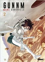 Gunm Mars Chronicle - Tomes 1 à 2