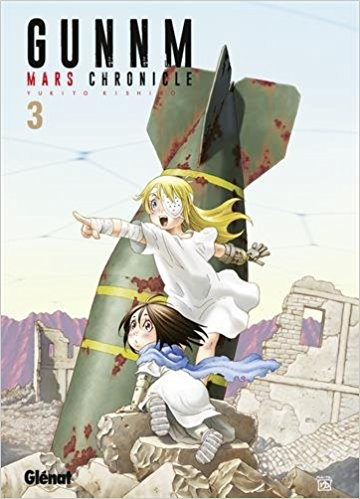 Gunm Mars Chronicle - Tome 3