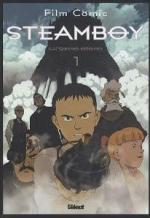 Steamboy, tome 1