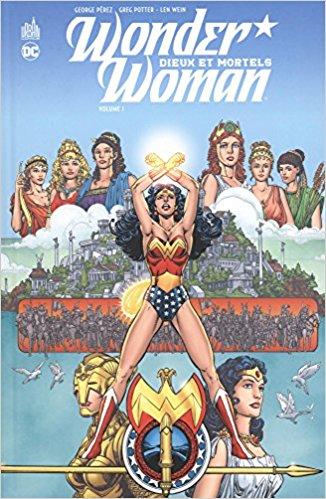 Wonder Woman : dieux et mortels