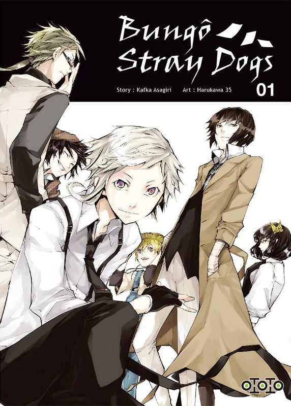 Bungô Stray Dogs 1