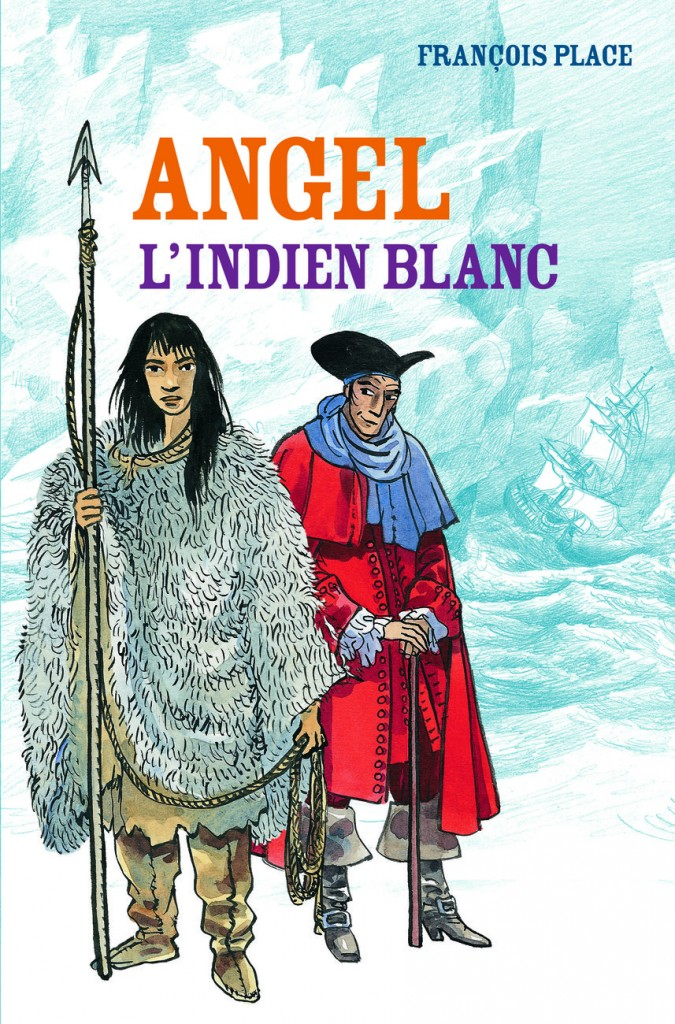 Photo de Angel l'Indien blanc