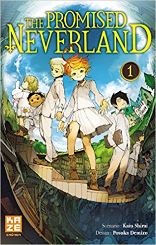 Photo de The promised neverland