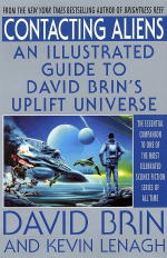 Photo de Contacting Aliens: An illustrated guide to David Brin's uplift universe (VO)