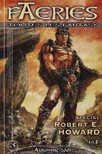 Faeries n°5 spécial Robert Howard