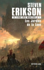 Photo de Les Imaginales 2018 - Interview de Steven Erikson