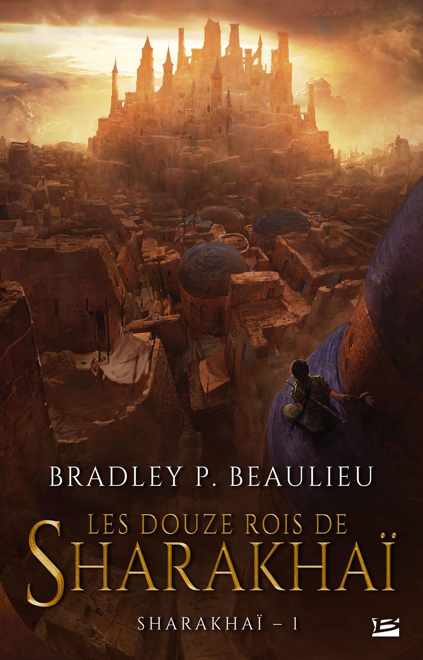 Les Douze Rois De Sharakhai Actusf Site Sur L Actualite