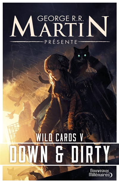 George R.R. Martin - Wild cards V: down and dirty