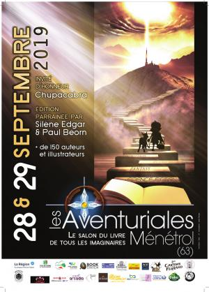 Les Aventuriales 2019 : Les conférences #1