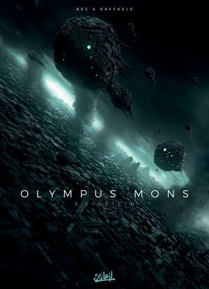Christophe Bec - Olympus Mons 6 : Einstein