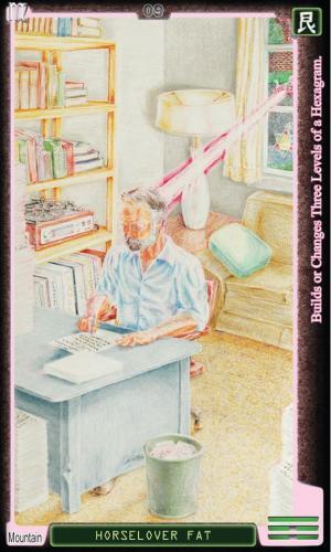 Un jeu de tarot pour Philip K. Dick