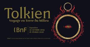 Tolkien - Voyage en Terre du Milieu dans le Point Pop et sur France Culture