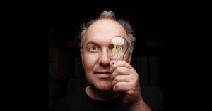 Alain Damasio sur Clique TV, Les Furtifs sur scène