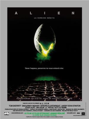 Alien, pourquoi le revoir ? Les bonnes raisons de Simon Riaux
