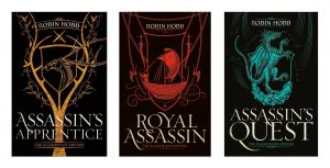 L'Assassin Royal de Robin Hobb fête ses 25 ans !