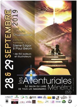 Aventuriales 2019 - Les invités