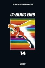 Cyborg 009, tomes 12-14