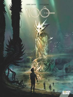 Soror, 1er tome de Noô - Les secrets d'écriture de Laurent Genefort