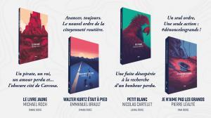 Le Label Mu - La nouveauté 2020 des éditions Mnémos