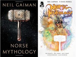 La Mythologie Viking de Neil Gaiman bientôt en comics