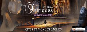 Les Oniriques 2019 - Mondes parallèles, mondes magiques