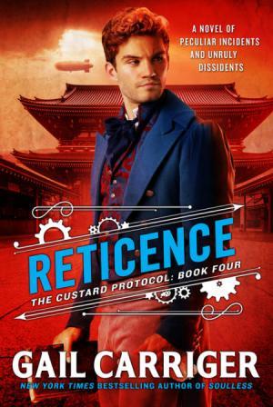 Reticence, le nouveau roman de Gail Carriger