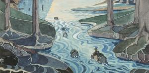 Aubusson tisse Tolkien - Soutenez les tissages de deux tapisseries !