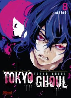 Tokyo Ghoul, tomes 1 à 8