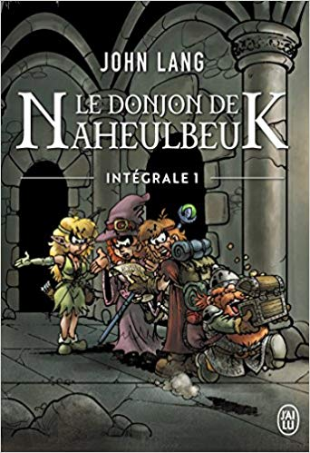 Le Donjon de Naheulbeuk Intégrale 1