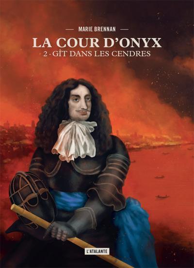 La cour d'Onyx - Gît dans les cendres