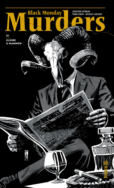Black Monday Murders : Gloire à Mammon
