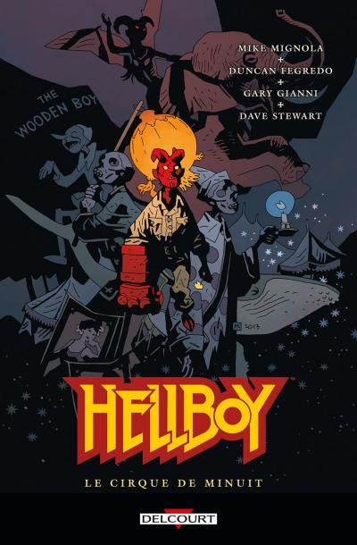 Hellboy : Le cirque de minuit