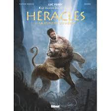 Héraclès - Tome 1 : La jeunesse du héros