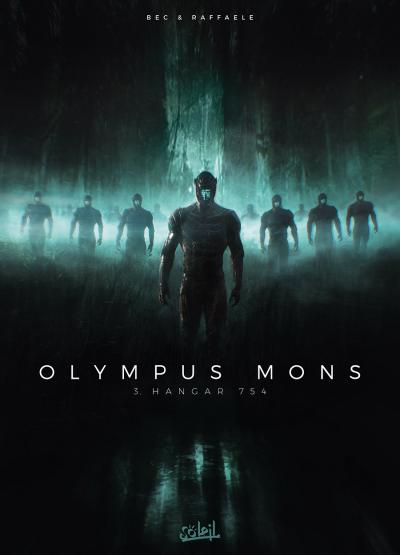Olympus Mons - Tome 3 : Hangar 754