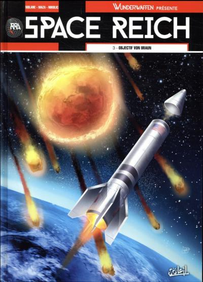 Space Reich - Tome 3 : Objectif Von Braun