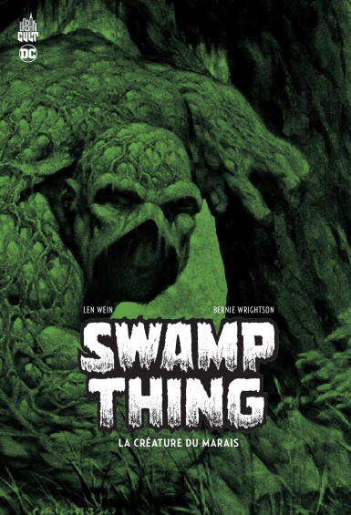 Swamp Thing - La créature du marais